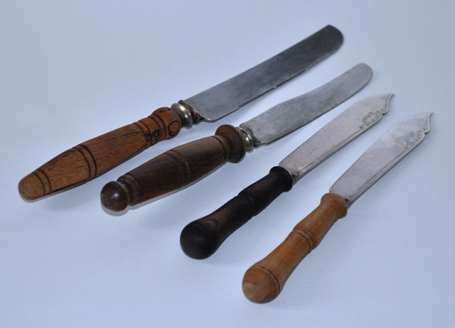 Replacement Wooden Knife Handle